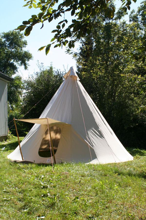 tour tipi einstangen tipi f r wanderreiter outdoor zelt tepee ebay. Black Bedroom Furniture Sets. Home Design Ideas